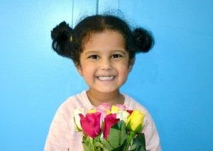 "Thank you to ""A Better Way"" for donating 120 dozen roses to Wee Wisdom!! Each child was able to take home a dozen roses to their family. We are overwhelmed by your generosity!!"